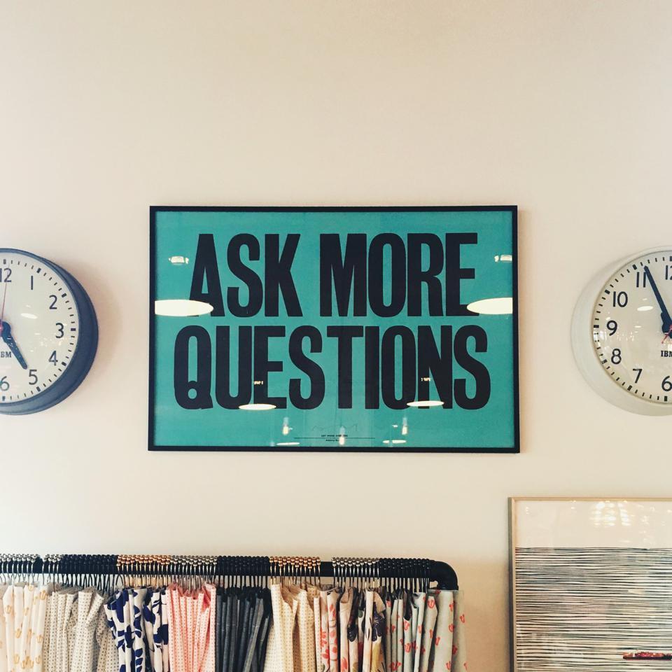 'Ask more questions': zelfreflectie helpt persoonlijk leiderschap te ontwikkelen